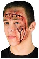 Ez Fx Cut/Scar Makeup Accessory Kit 1