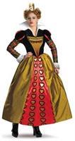 Alice In The Wonderland-Red Queen Costume