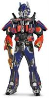 Optimus Prime Quality Costume