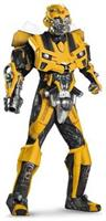 Bumblebee Theatrical Plus Size Costume
