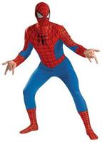 Spider-Man Adult Red Costume