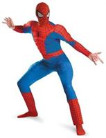 Spider-Man Deluxe And Muscle Red Costume