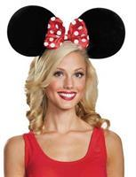 Minnie Mouse Adult Ears Oversz