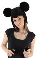 Micky Mouse Hoodie Hat