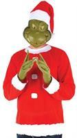 Grinch Costume Ad