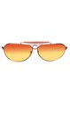Glasses Aviators Gold Sunset