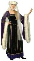 Medieval Lady Adult Costume