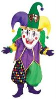 Parade Pleaser Jester Adult Costume