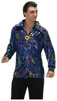 70's Dynomite Dude Shirt Xl Costume