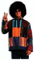 60's Patchwork Shirt Costume