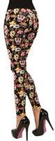 Day Of Dead Leggings