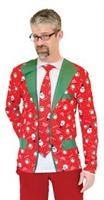 Ugly Christmas Suit Tie