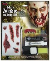 Zombie Deluxe Makeup Accessory Kit