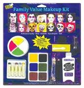Festive Family Makeup Accessory Kit