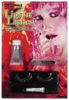 Lips And Lashes Vampiress Makeup accessory