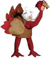 Turkey Costume Adult