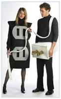 Plug And Socket Costume Set