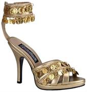 Gypsy Gold Shoes