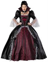 Vampiress Of Versailles Plus Size Costume