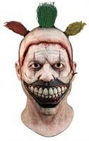 Twisty The Clown Mask Complete