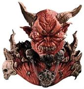 El Diablo Mask & Shoulders