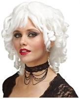 Ghost Doll White Wig