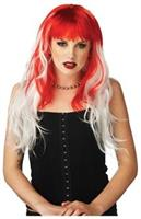 Alterna Red/White Wig