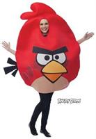 Angry Birds Red One Size Costume