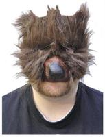Bear Plush Fur Scary Mask