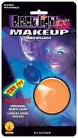 Blacklight Makeup Orange Glow