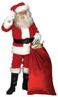 Santa Suit Imperial Costume