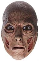 Freddy Krueger  3/4 Adult Mask