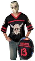 Jason Mask Jersey Adult Costume
