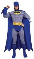 Batman Brave Deluxe/Muscle Costume