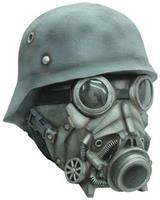 Chemical Warfare Adult Latex Mask