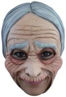 Old Lady Adult Chinless Mask