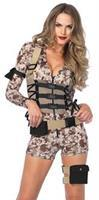 Battlefield Babe Romper Ad
