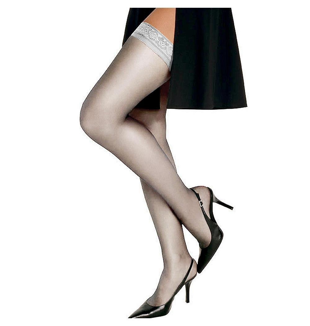 5 COLOR CHOICES 2-Pack Hanes Silk Reflections Plus Enhanced Toe Sheer Pantyhose