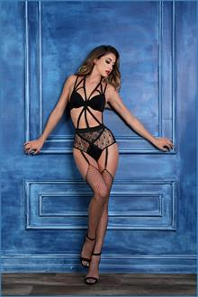 ADORE FREYA ANGEL OF LOVE LACE TEDDY