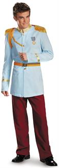 Disney Prince Charming Prestige Adult Costume