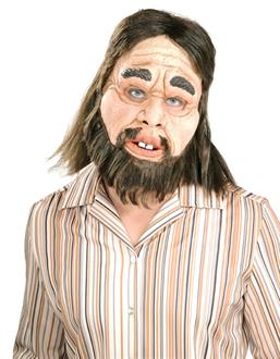 Caveman Mask Adult