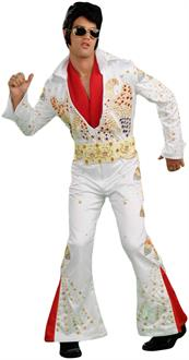 Elvis Collector Adult Costume