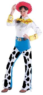 Disney Toy Story 2 Jessie Adult Costume