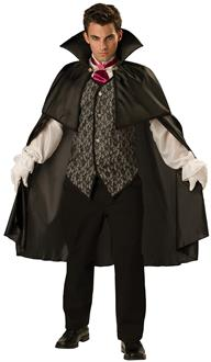 Midnight Vampire Adult Costume