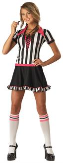 Rebellious Referee Teen Costume