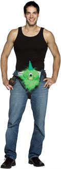 One-Eyed Monster Adult Costume