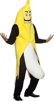 Banana Flasher Adult Costume