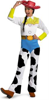 Disney Toy Story - Jessie Classic Adult Costume