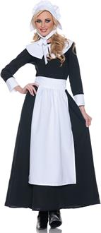 Proper Pilgrim Woman Adult Costume