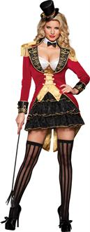 Big Top Tease Adult Costume
